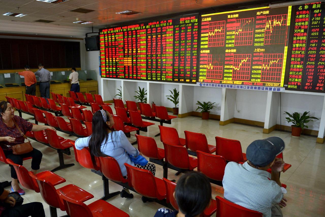 A股處於偏低水平,一旦A股反彈,內銀股料會成為升市火車頭。