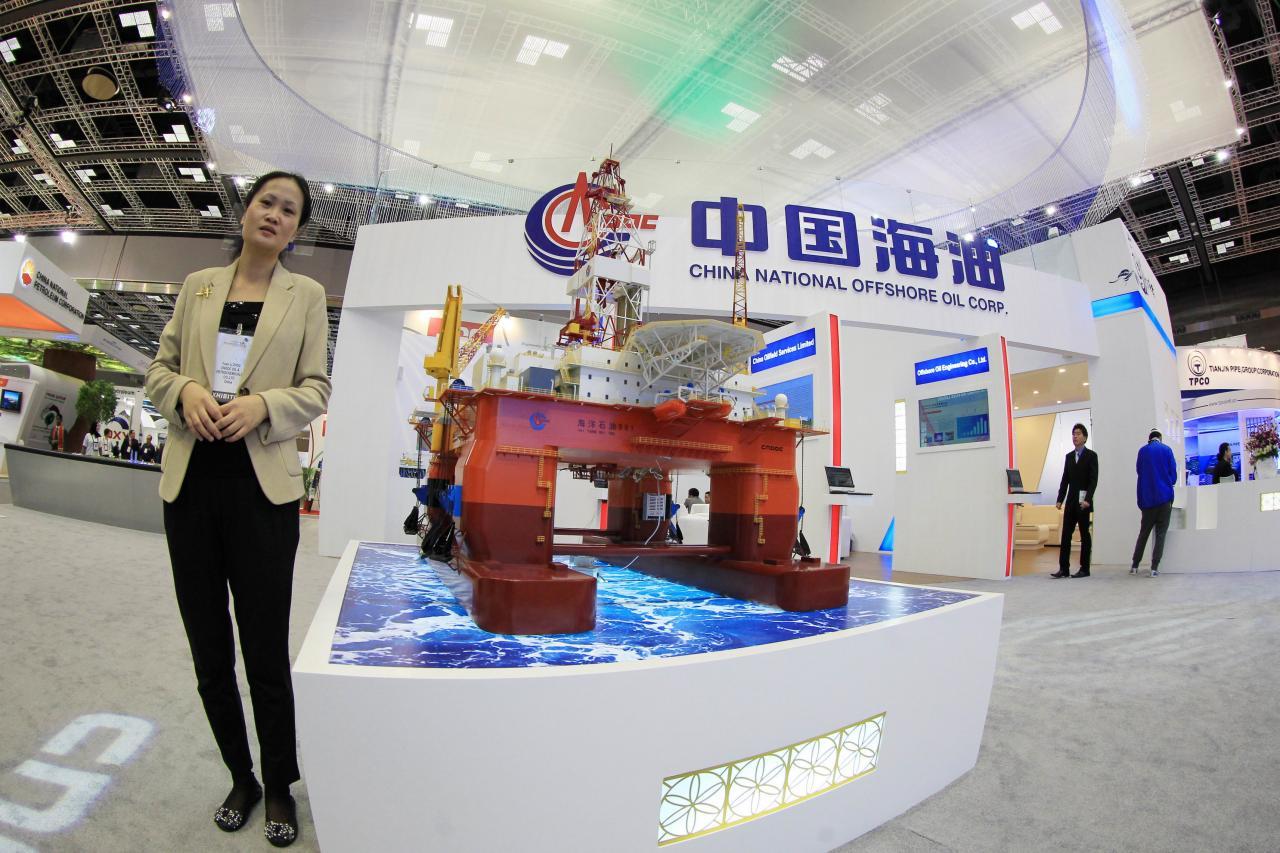 三桶油中,中海油對油價敏感度最高。