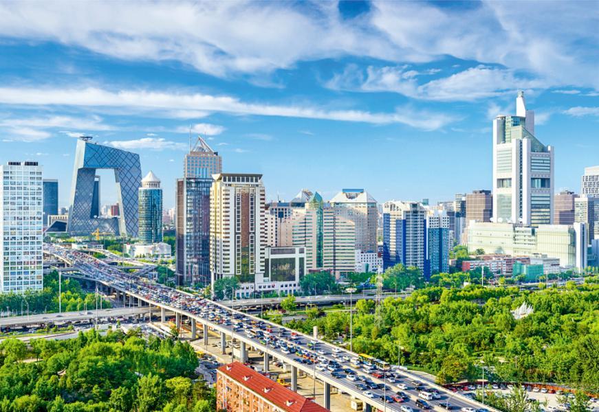 中國擁有世界上規模最大的城市群,構成龐大的基礎設施投資商機。