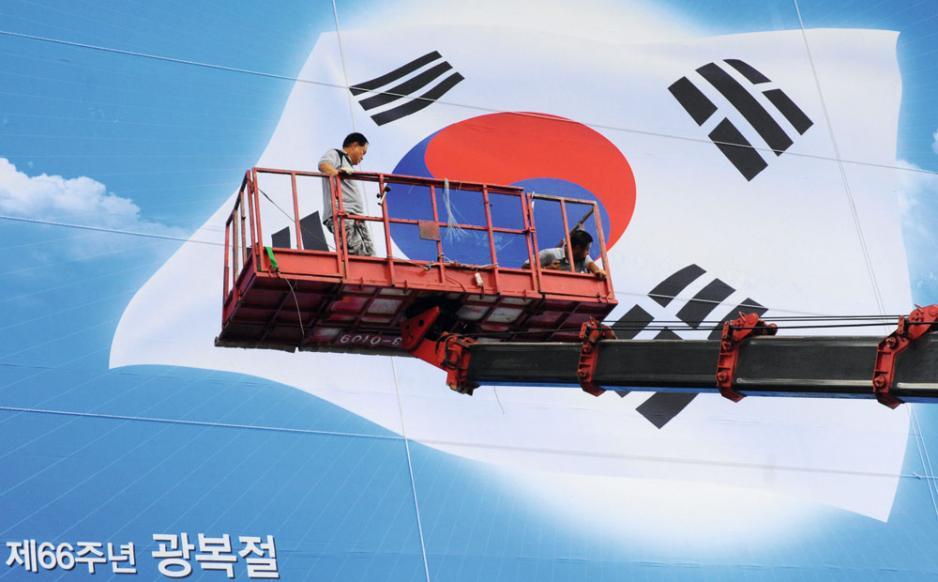 南韓的生活成本較本港低,最低工資卻較本港高逾五成。