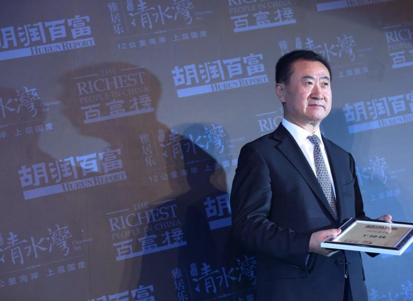內地傳媒幫中國首富王健林計數,自2012年至今,其海外投資額累計達2,541億元(人民幣.下同),卻要賣走631.7億元內地資產。