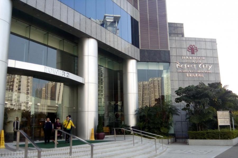 嘉湖海逸酒店改建後料可供應逾五千個單位。