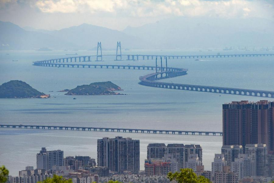 明日大嶼計畫將成為香港史上最貴的基建項目。