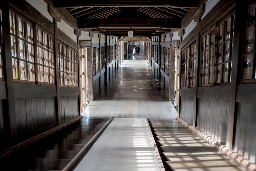作為米芝蓮二星景點,永平寺甚有看頭。