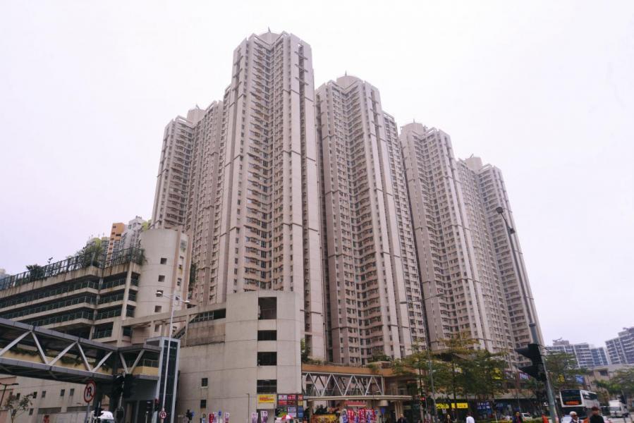 將軍澳區多個居屋屋苑成交價都創新高。