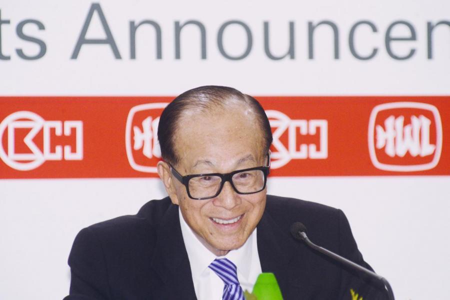 現年90歲的超人其實早在2012年便率先披露公司繼承人的安排。