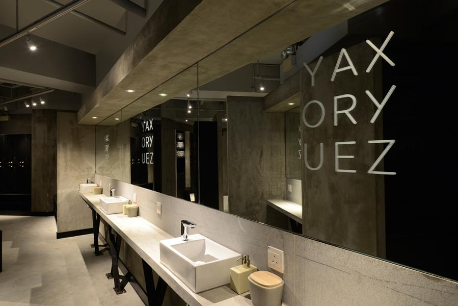 XYZ的每個角落,裝潢和設計均極盡心思。