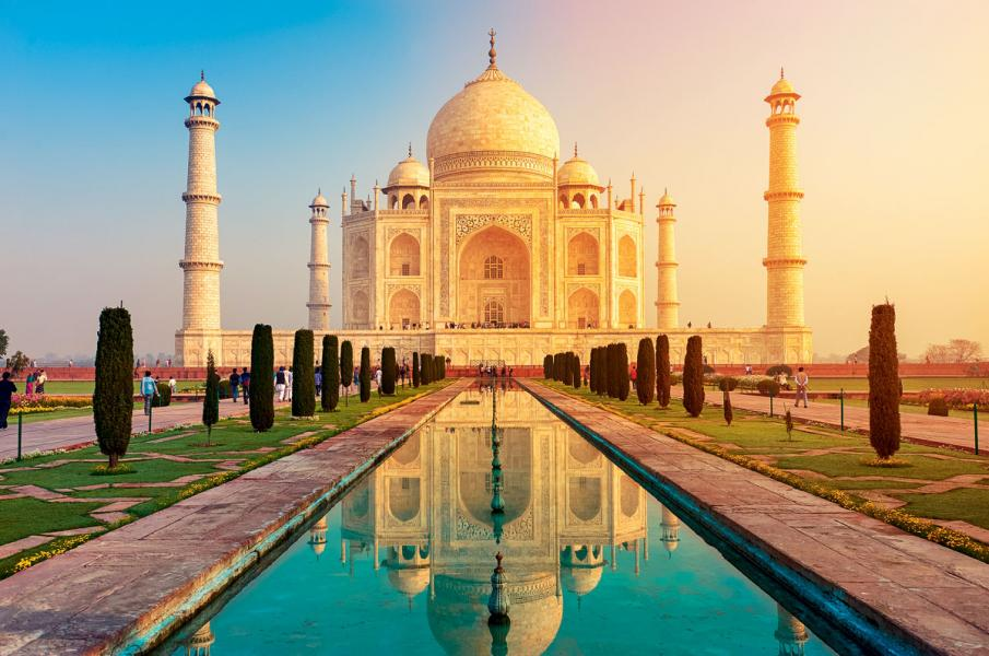印度投資Fintech比重,位列世界第三。