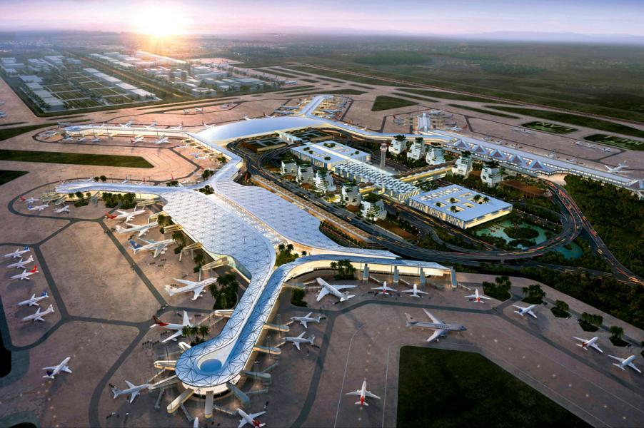 海口市美蘭國際機場。