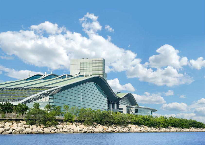 T PARK早前獲香港建築師學會頒發「主題建築獎–可持續性建築」獎。