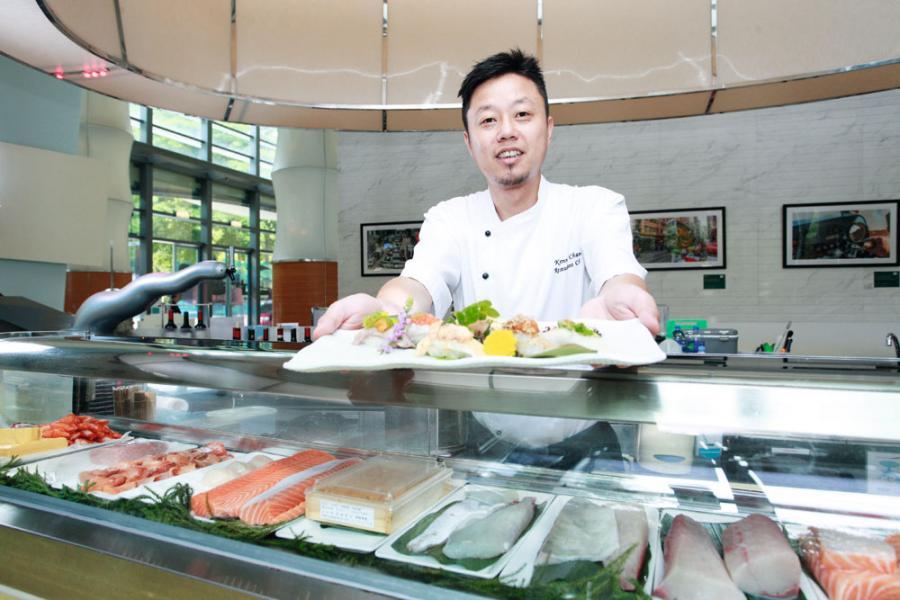 Kenny指擁有傳統菜式的穩健根基,讓其在創新路上走得更順暢。