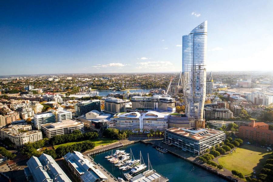 遠展積極開拓澳洲房產物業。