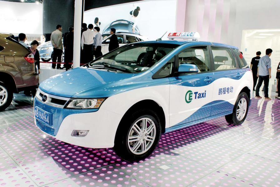 在電動車領域,中國已經超越美國,成為全球電動車最具競爭力的國家。
