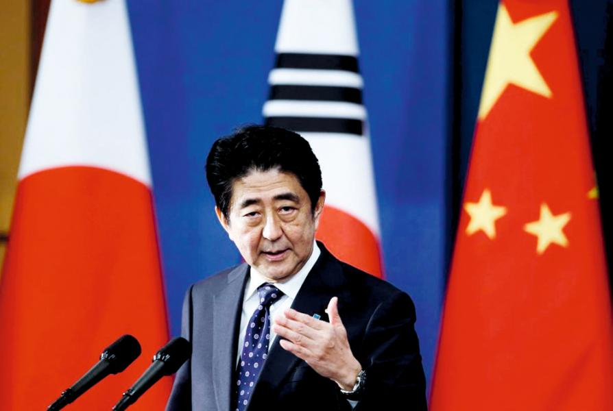 日本首相安倍晉三宣布發展賭業的法案,有可能成為日本彈珠股崛起的概念。