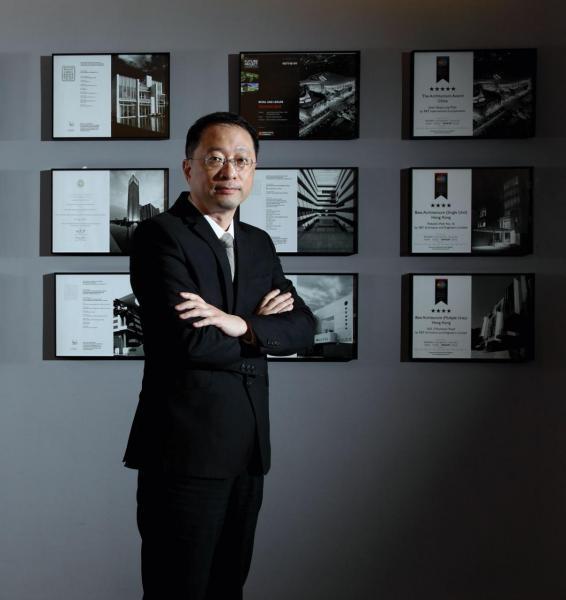 巴馬丹拿集團(P&T Group)董事陳祖聲。