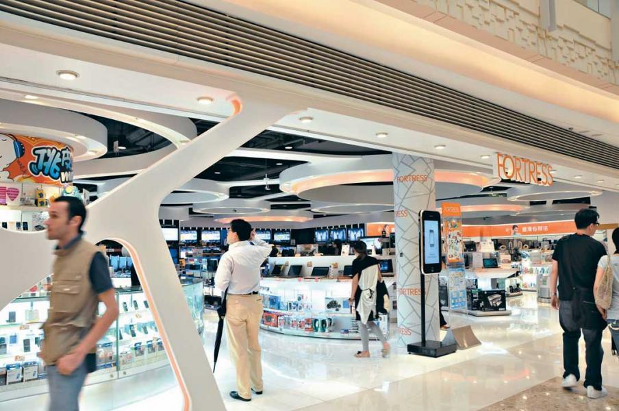 LG白電業績表現較手機理想。