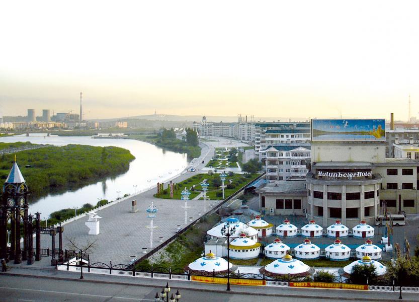 內蒙古是一帶一路建設的重要樞紐。