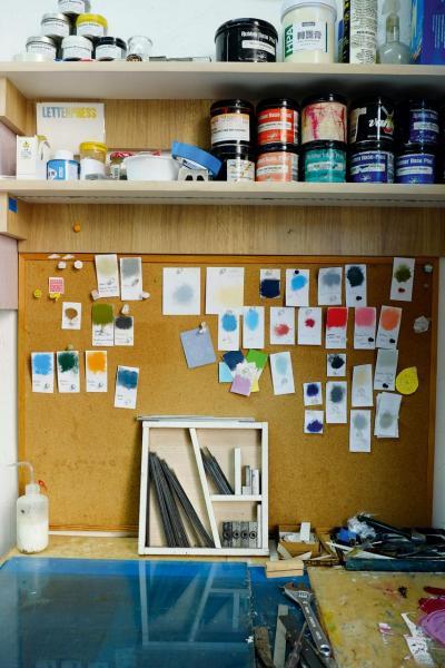 所有dittoditto的明信片產品均是人手設計及原創。