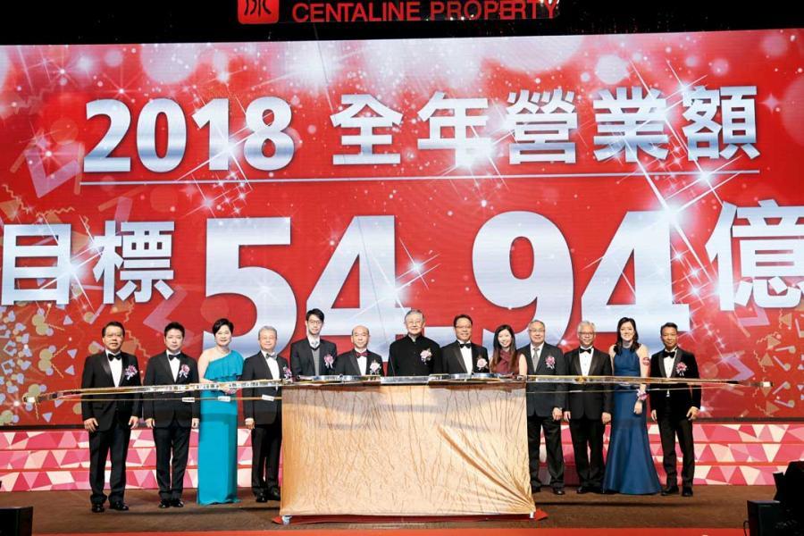今年,中原亞太區的目標營業額為54.94億元。