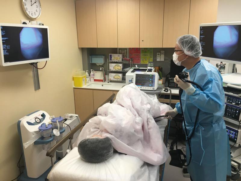 「健腸計劃」有望全費資助大腸鏡檢查。