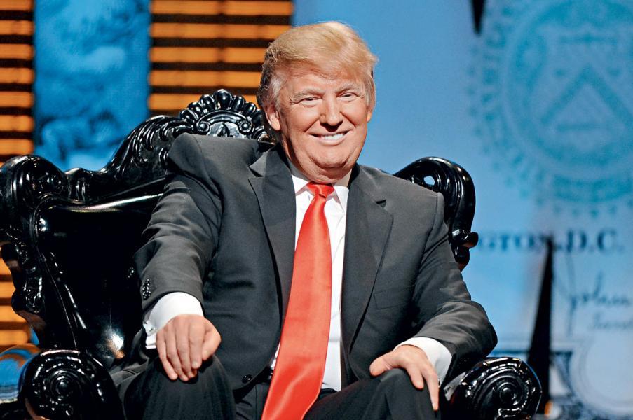 特朗普當選美國總統後,宣揚單邊貿易保護主義,激化了貿易摩擦。