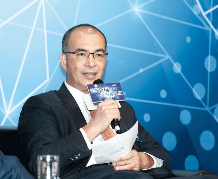 中國銀行(香港)有限公司高級經濟研究員王春新。