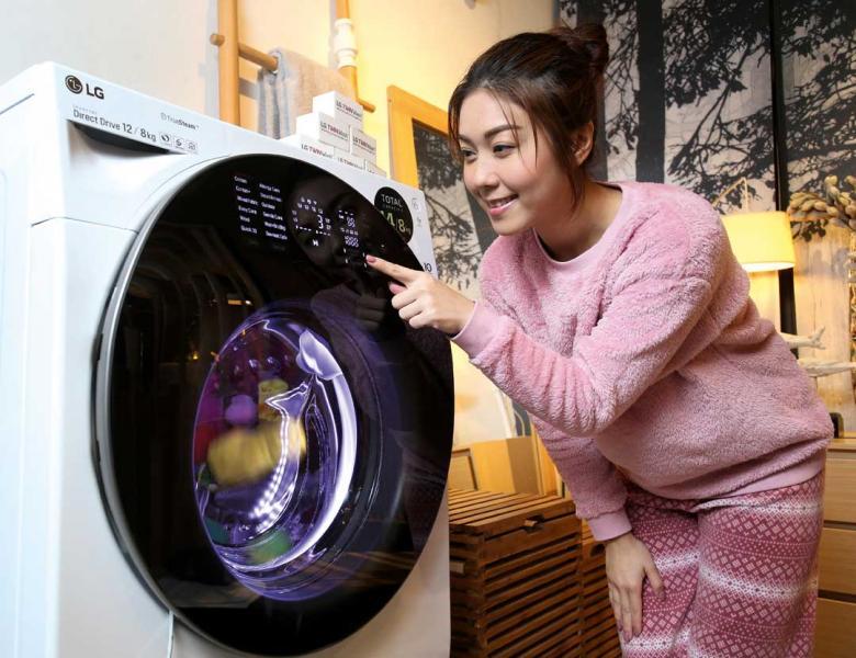 通過AI技術,利用手機連接家電,方便用家隨時隨地掌握家中狀況。
