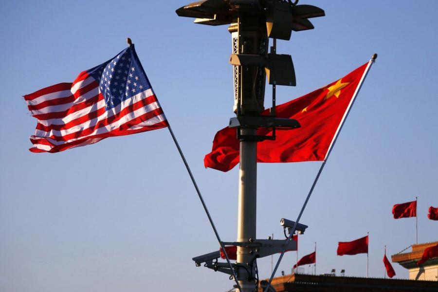 中美貿易關係正在不斷升溫。