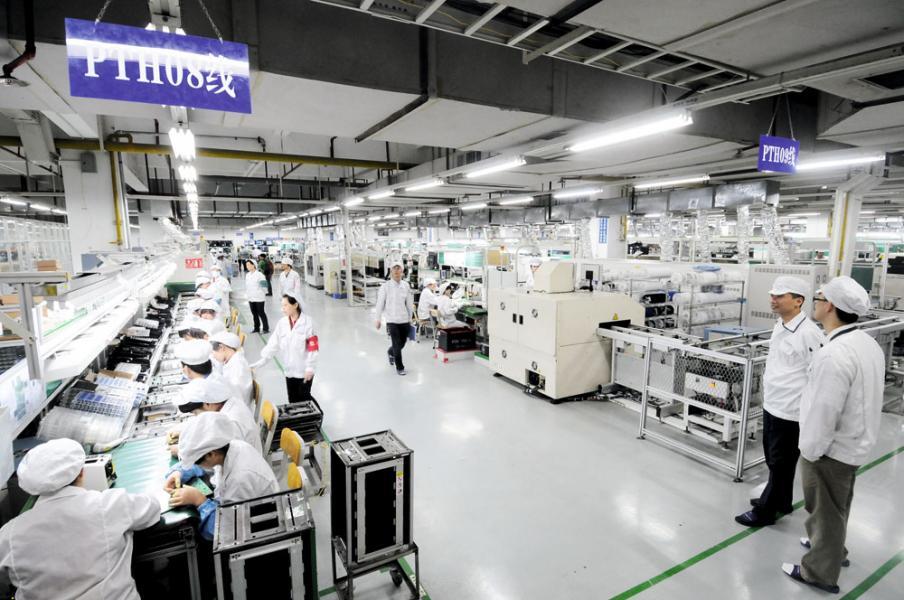 普洛斯的客戶多是有名的電商或高端製造業企業。