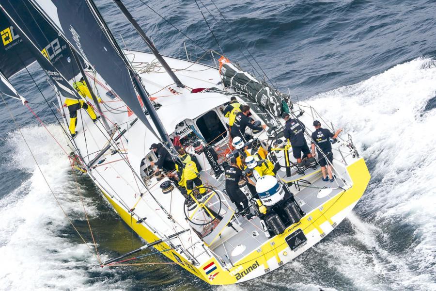 Volvo Ocean Race環球帆船賽被公認為世界上最具難度的體育賽事。