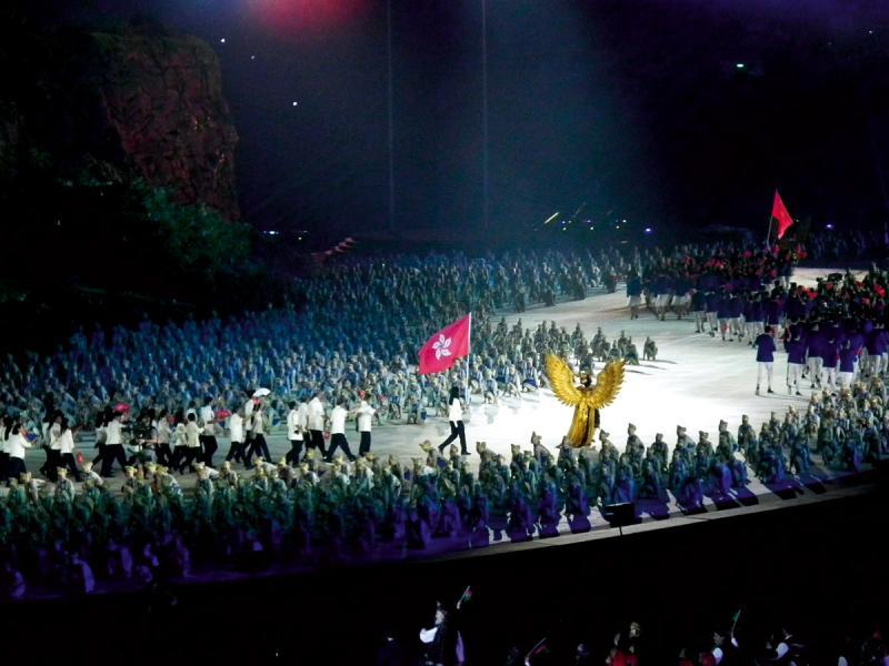 今屆亞運會轉播至多個國家地區,商品贊助可觸及多人。