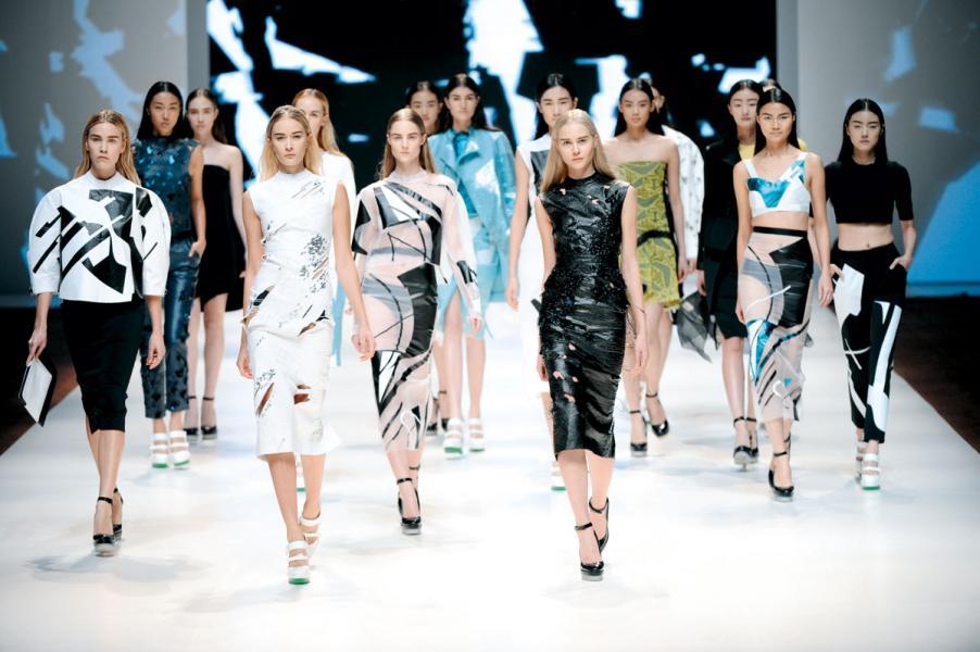 香港的服裝出口預料會被削弱。