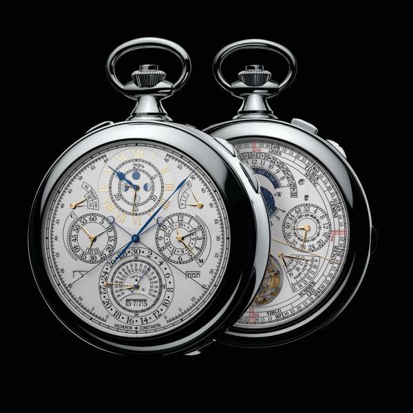 2015年時值品牌創立260週年之際,呈獻出史上最精巧複雜的時計-配備57項複雜功能的參考編號 57260。