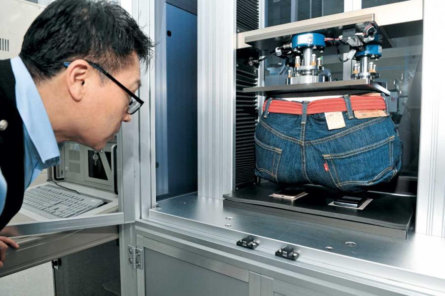 位於南韓的研發中心,投放了一定的資源去做產品測試和改進。