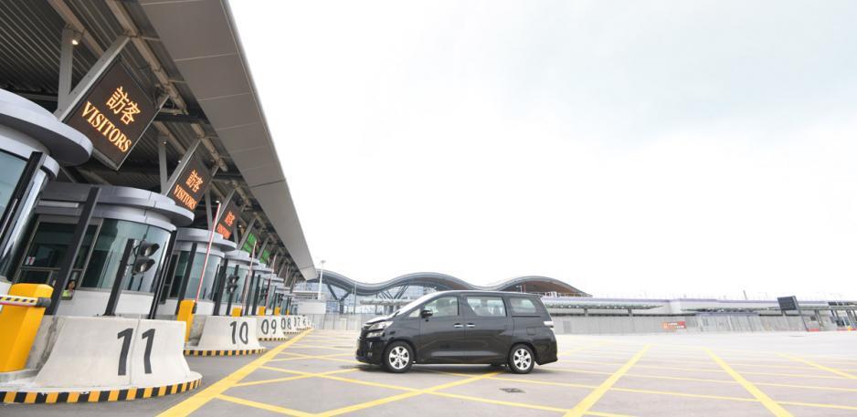 由中環駕車到橫琴,車程只需1小時10分鐘。