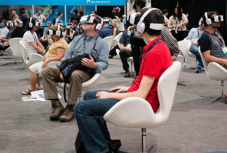 VR被視為電影業下一個催化劑。