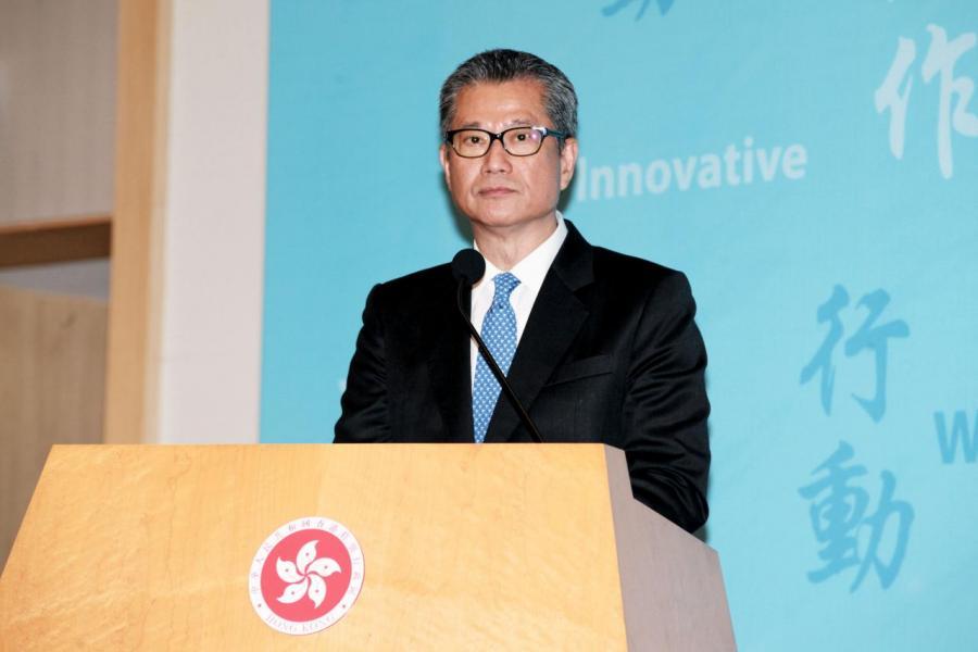 香港不能太被動,後天下之減才減,否則經濟前景堪虞。