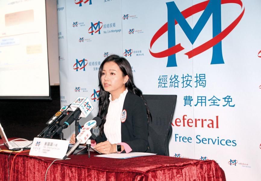 經絡按揭轉介市場總監劉圓圓估計,2017年樓價升幅超過一成。