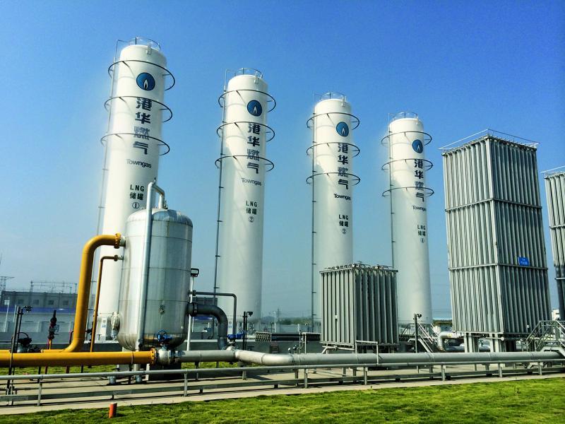 煤氣早年在內地發展業務,也同時兼顧環保。