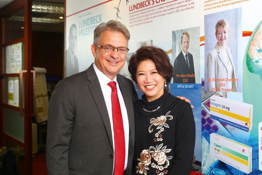 丹麥靈北東南亞董事總經理Morten Bryde Hansen。