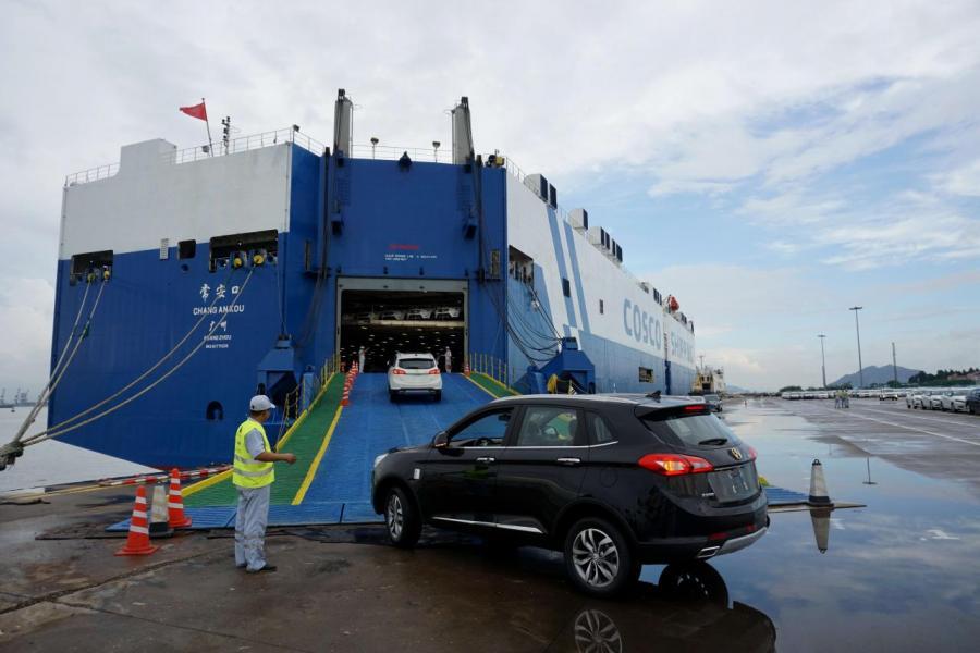 大灣區港口眾多,實力比世界級港口不遑多讓。