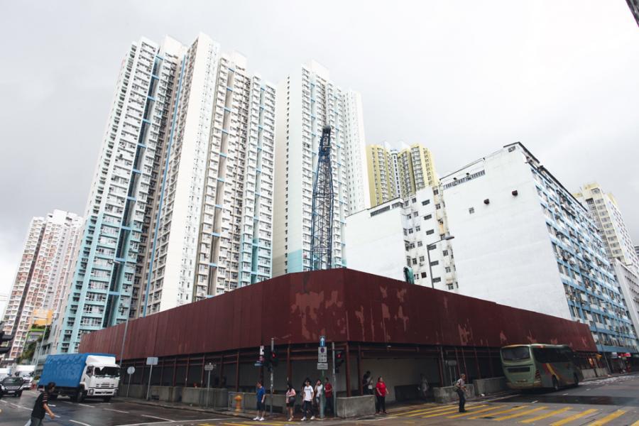 今年初新世界以約11.23億元完成長沙灣東京街項目補地價。