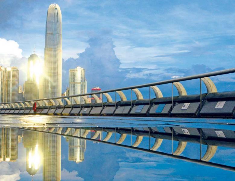 創新科技將是香港未來發展的主要道路。