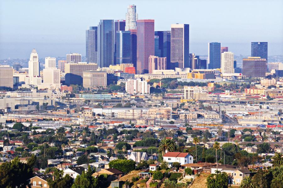 倫敦施羅德斯列出全球30個房地產投資的最佳城市,當中洛杉磯奪魁。