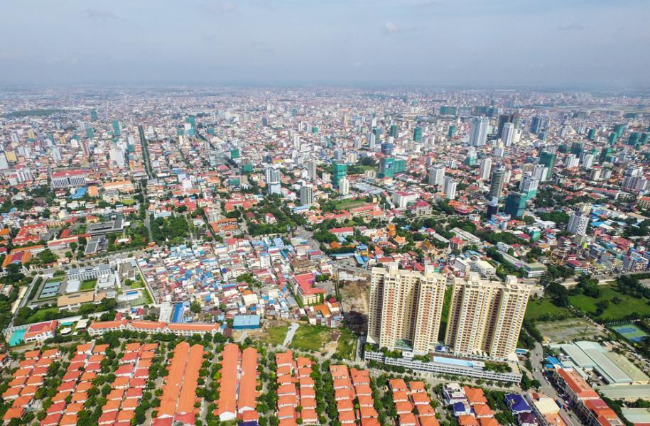 柬埔寨由於經濟急迅速,樓市已經成為市場焦點。