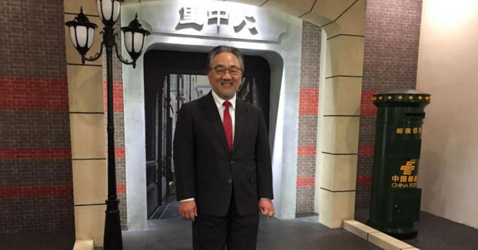 香港興業國際副主席兼董事總經理查懋成表示,香港仍是集團的基地。