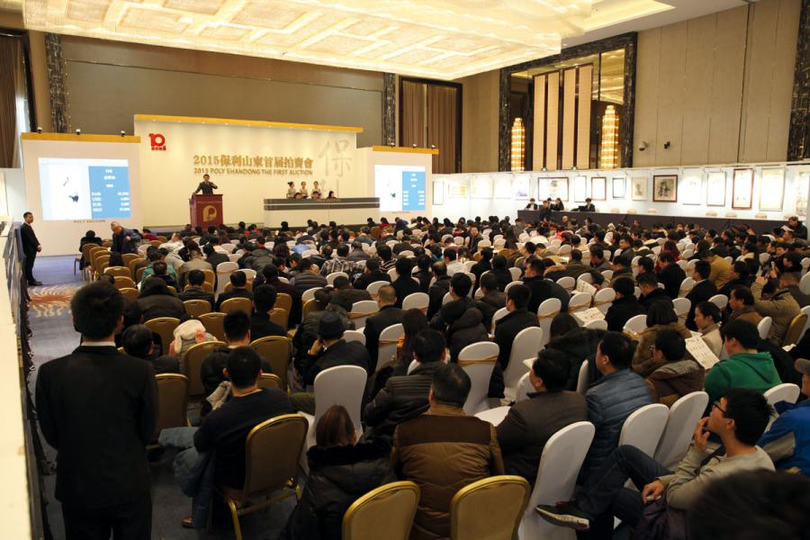近年財富向東移,越來越多亞洲高淨值人士活躍於藝術市場。