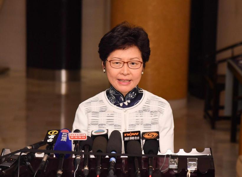 林鄭指首置上車盤的詳情將於《施政報告》公布。