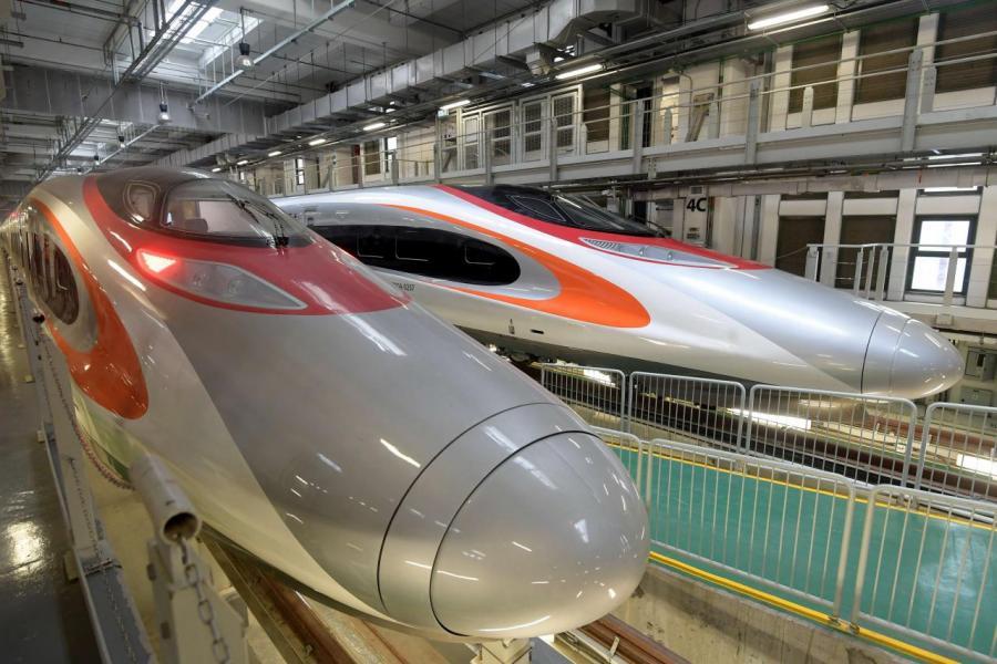 隨著高鐵通車,香港將能與大灣區各城市緊密連繫。