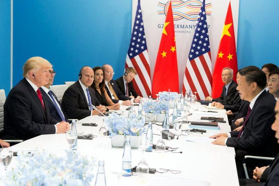中國偏偏不屈服,談判可以,卻不可再加徵關稅。